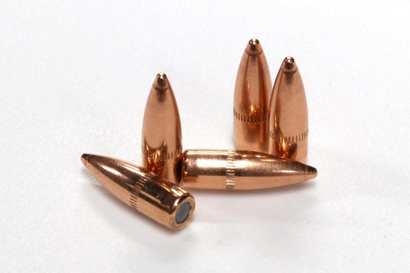 223 Rem 55 Gn FMJ Bullets - 1000 Count
